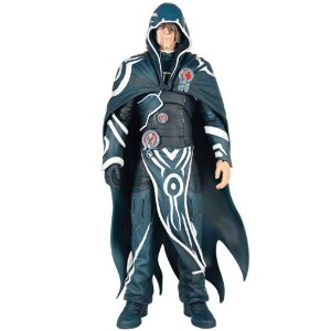 Jace Beleren Magic The Gathering Legacy Action Figure