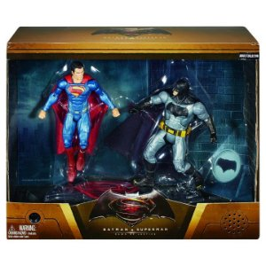 Pack Batman V Superman Dawn of Justice Exclusivo Comic Con
