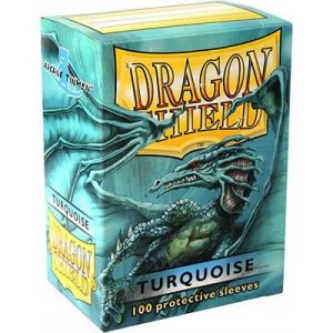 Dragon Shield (Turquoise)