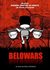 DVD - BELOWARS