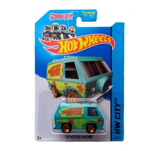 Hot Wheels - The Mystery Machine - Scooby Doo