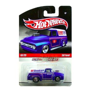 Hot Wheels - 56 Ford - Delivery 2010
