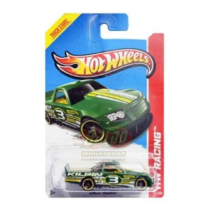Hot Wheels -  Treasure Hunts 2013 - Circle Trucker