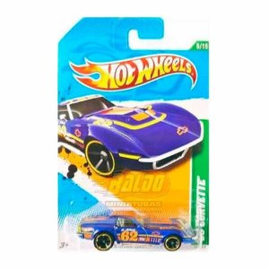 Hot Wheels - Treasure Hunts 2012 - 69 Corvette