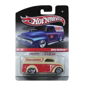 Hot Wheels - Dairy Delivery Firestone - Delivery 2010
