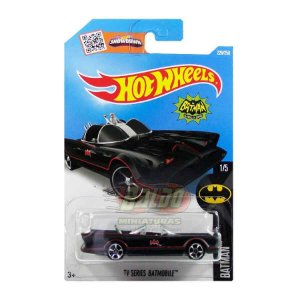Hot Wheels - Batman - TV Series Batmobile (Fosco)