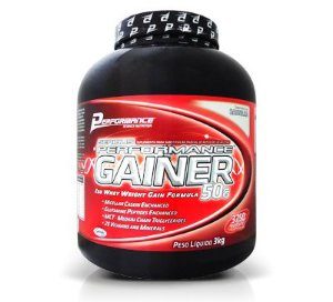 Serious Gainer (3kg) - Performance Nutrition