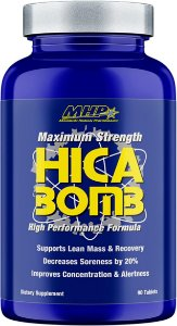 HICA BOMB (90 tabletes) - MHP