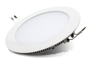 Embutido Downlight LED Slim Redondo 25 Watts (Caixa com 25 unidades)
