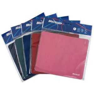 Mouse Pad Slim Multilase - Rosa