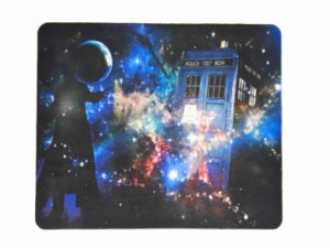 Mouse Pad 10° Doctor Who