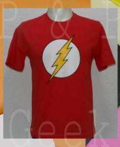 Camiseta - Flash