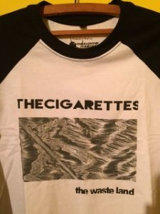 camisa Cigarettes - The Waste Land