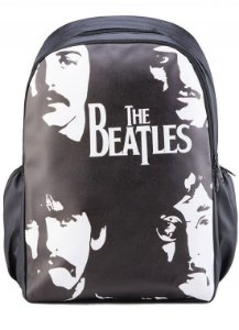 Mochila Beatles Punk Rock Madstar Pronta Entrega!