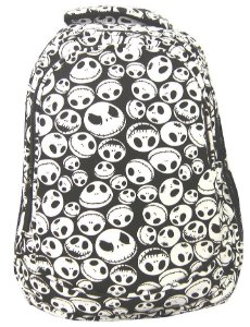 Mochila  Jack Skellington Madstar Rock Para Notebook