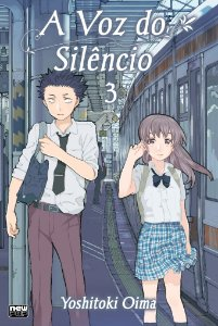 A Voz do Silêncio vol. 3 (Koe no Katachi)