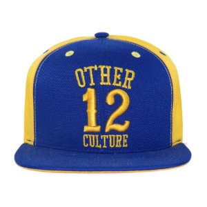Boné Snapback Other Culture Golden
