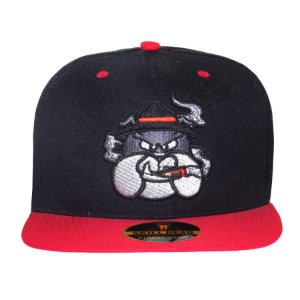 Boné Skill Head Snapback Bulldog Black/Red
