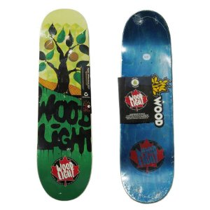 Shape Wood Light Maple SB Tree 8.0