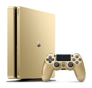 PS4 Slim 1TB Gold