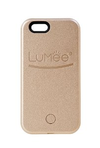 Capa Lumee com luz de led para iPhone novo iPhone 7 Plus