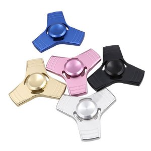 Findget Hand Spinner Toy Anti Stress / Estresse de metal