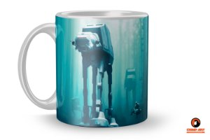 Caneca Star Wars - AT-AT Walker
