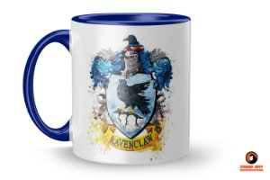 Caneca Harry Potter - Ravenclaw