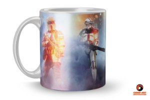 Caneca Star Wars - Troopers