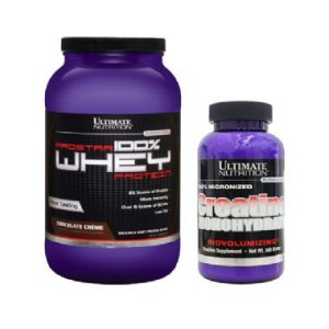 WHEY PRO STAR - ULTIMATE NUTRITION (GRATIS CREATINA 300g)