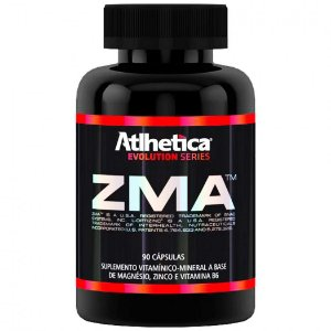 ZMA 90caps - ATHLETICA NUTRITION