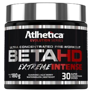 BETA HD 180g - ATHLETICA NUTRITION