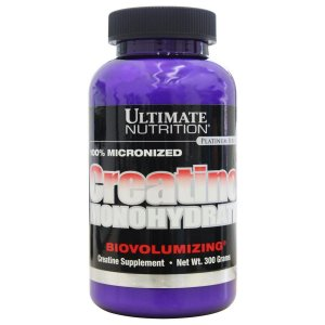CREATINA 300g - ULTIMATE NUTRITION