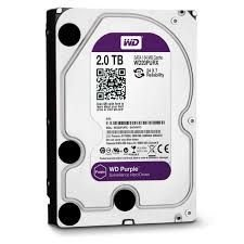 HD Purple Western Digital WD 2TB WD20PURX