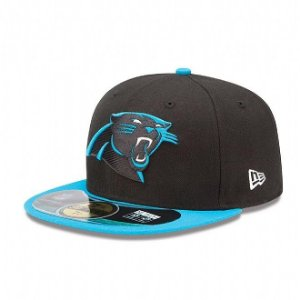 Boné Carolina Panthers 5950 - New Era