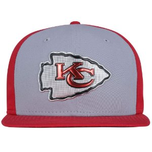 Boné Kansas City Chiefs DRAFT Collection 950 Snapback - New Era