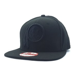 Boné Washington Redskins 950 Black on Black - New Era