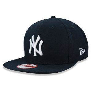 Boné New York Yankees Strapback Team Color MLB - New Era