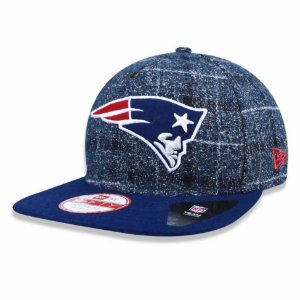 Boné New England Patriots 950 Snapback Chess - New Era