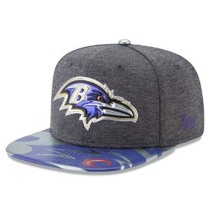 Boné Baltimore Ravens DRAFT 2017 Spotlight Snapback - New Era