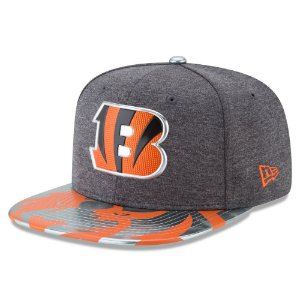 Boné Cincinnati Bengals DRAFT 2017 Spotlight Snapback - New Era