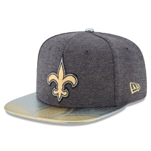 Boné New Orleans Saints DRAFT 2017 Spotlight Snapback - New Era