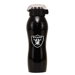 Squeeze Metálico Oakland Raiders - NFL
