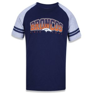 Camiseta Denver Broncos Vintage - New Era