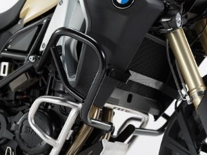 Protetor De Motor Lateral Preto BMW F 800GS Adventure