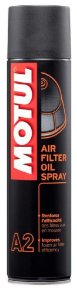 Air Filter Oil Spray A2 - Lubrificante para Filtro Esportivo de Ar
