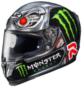 Capacete HJC RPHA-10 Speed Machine