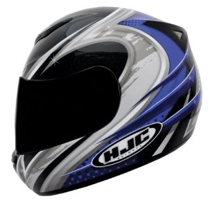 Capacete Hjc CL-ST Warrant MC2