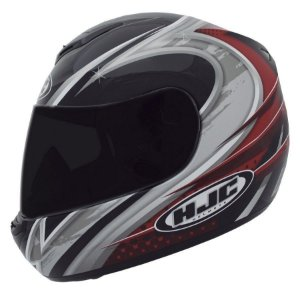 Capacete Hjc CL-ST Warrant MC1