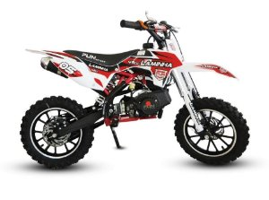 Mini Moto Fun Motors Trilha Cross Laminha 49 cc